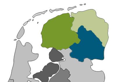 VIA 2020: innovatieve MKB'ers in de noordelijke provincies krijgen tot € 100.000,- subsidie