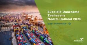 subsidie-duurzame-zeehavens